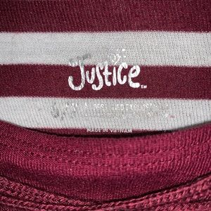 Justice Shirts & Tops - justice t-shirt